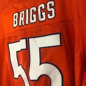 Chicago Bears | Briggs 55 Linebacker Jersey Size52